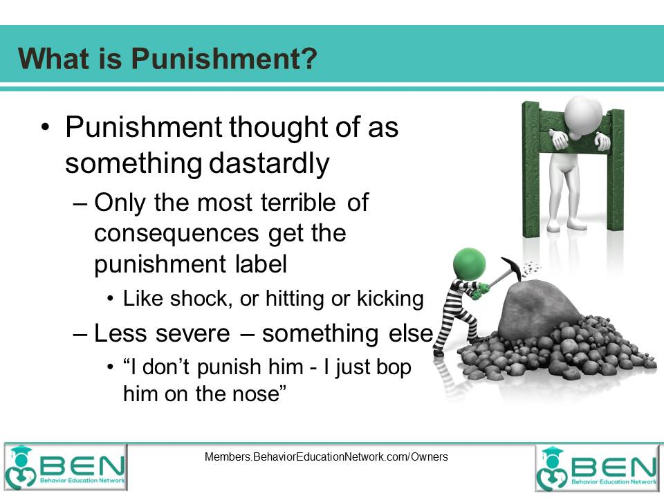 Facts About Punishment 3